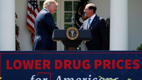Big Pharma Gets a Big Win From Trump