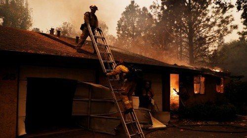 Letters: Should Fire Protection Be a Privilege?