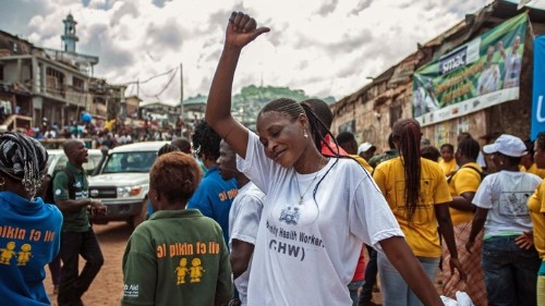 Sierra Leone's Long Road to Becoming Ebola-Free