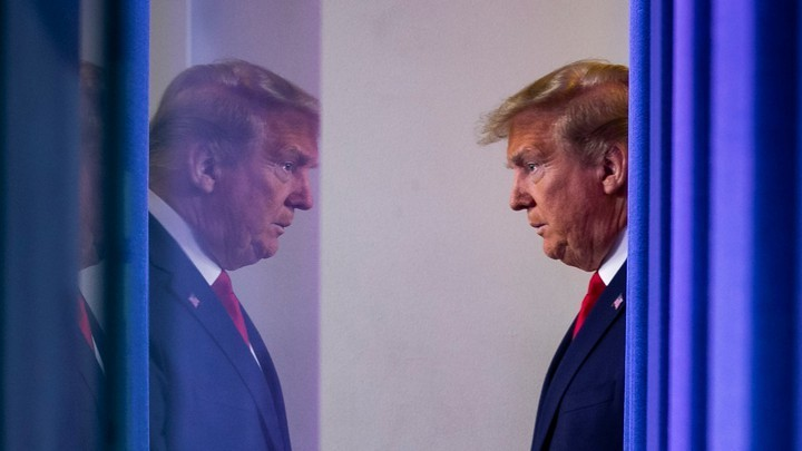 Trump's Two Horrifying Plans for Dealing With the Coronavirus