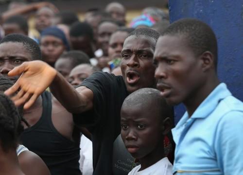 Liberia Battles Ebola Epidemic