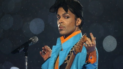 Prince: Gay Icon, Whether He Wanted to Be or Not