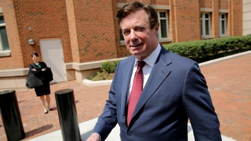 Paul Manafort's Stunning Decision to Help Robert Mueller