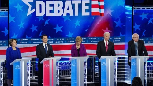 The Next Debate Stage Won't Look Like the Democratic Party