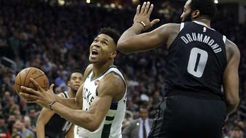 Giannis Antetokounmpo Is Thinking Like the MVP
