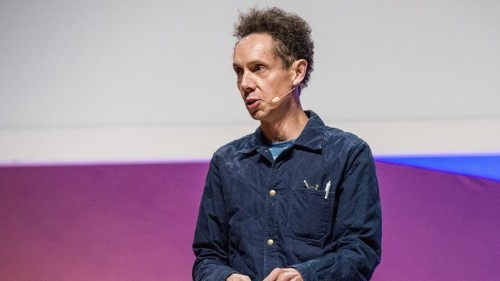 Malcolm Gladwell Reaches His Tipping Point