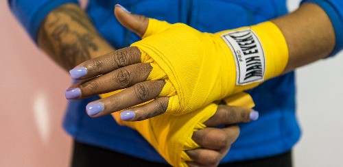 The Real Knockouts of Women's Boxing