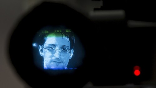 Edward Snowden Says He'd Go to Prison to Come Home