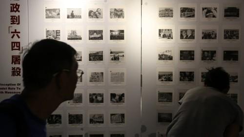 Remembering Tiananmen Square Is Dangerous, Even in Hong Kong