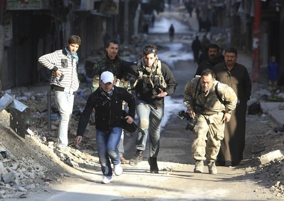 An Epidemic of Journalist Kidnappings in Syria