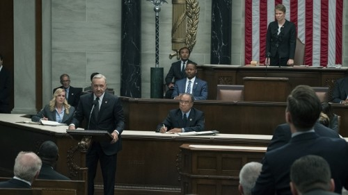 House of Cards Season 5, Episode 1: The Live-Binge Review