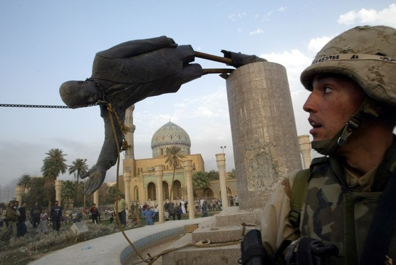 An $800 Billion War: The Immense Cost of Invading Iraq, in Charts