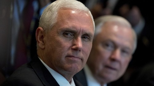 Mike Pence Lawyers Up
