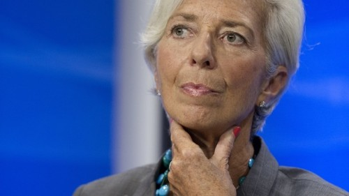 The IMF's Warning to the U.S.