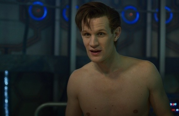 The Captain Kirk Problem: How Doctor Who Betrayed Matt Smith