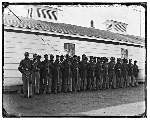 Why Do So Few Blacks Study the Civil War?