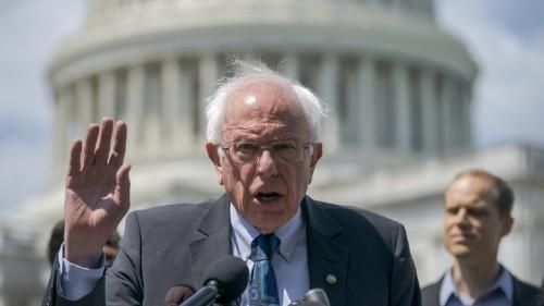 Bernie Sanders Unveils Student Debt Plan: Politics Daily