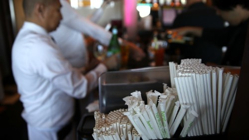 Readers Respond: The Case Against Paper Straws