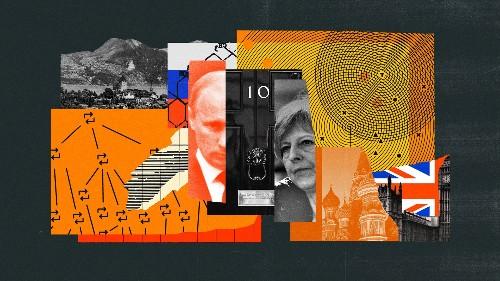 Britain's Secret War With Russia