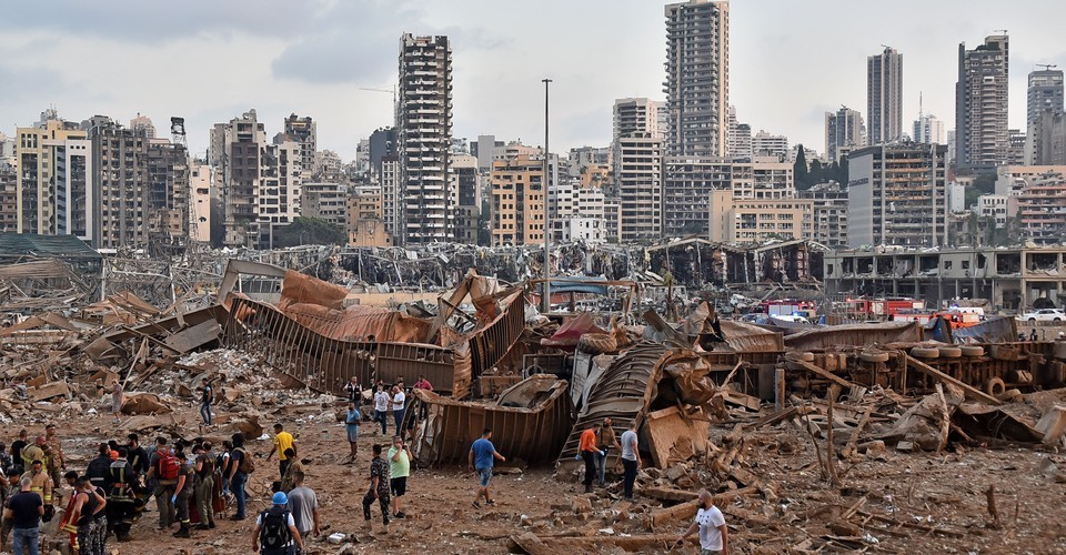Lebanon's Tragedy Is All Too Familiar