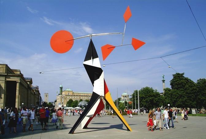 What Alexander Calder Understood About Joy