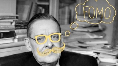 When T.S. Eliot Invented the Hipster