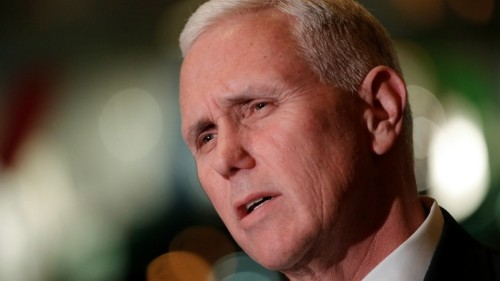 Will Mike Pence Be Trump's Bridge to Democrats?