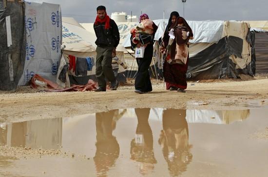 Syria Has a Massive Rape Crisis