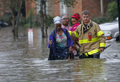 Historic Louisiana Flooding Affects Tens of Thousands