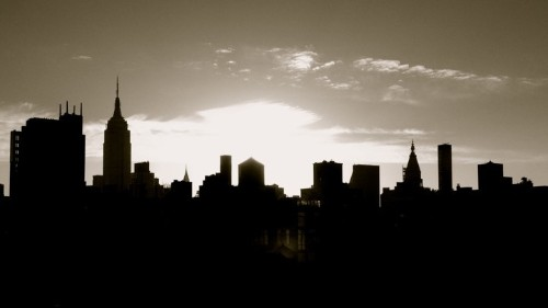 How Manhattan Became a Rich Ghost Town