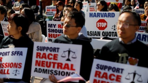The Harvard Case Is About the Future of Affirmative Action