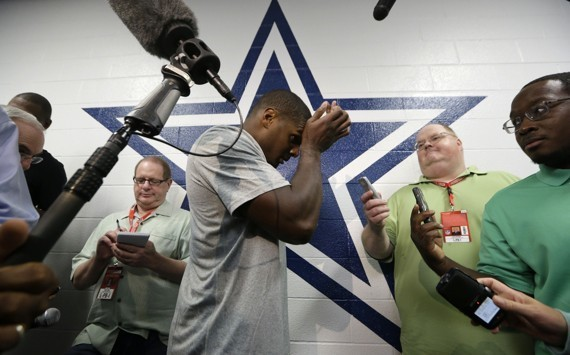 The Disappointment of Michael Sam Getting Cut From the Cowboys