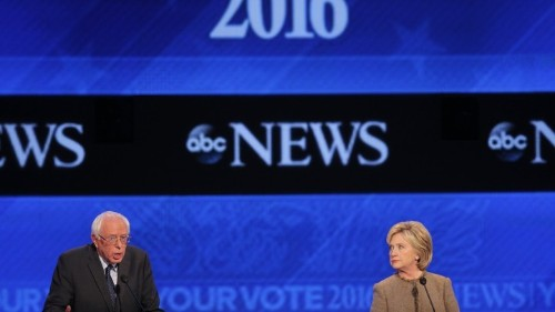 The Great Clinton-Sanders Tax Divide