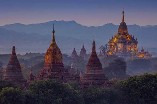 A Photo Trip to Bagan, Myanmar