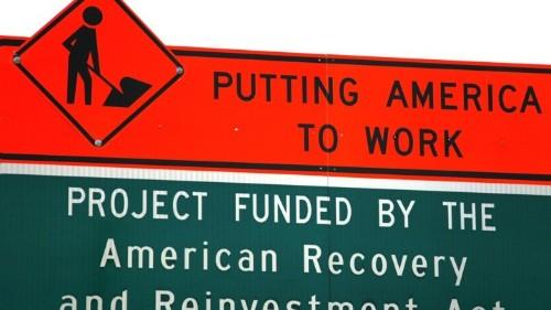 Happy Birthday, Stimulus! You Saved the World