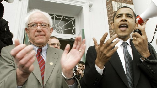 The Hidden History of Sanders's Plot to Primary Obama