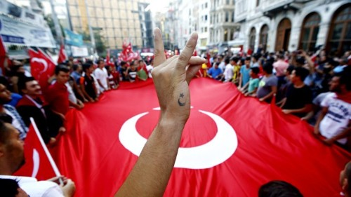Turkey Is in Serious Trouble