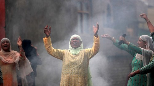 Modi's Kashmir Decision Reveals a Brittleness in India