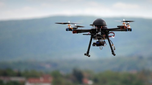 At This School, You Can Check Out Drones Like Library Books