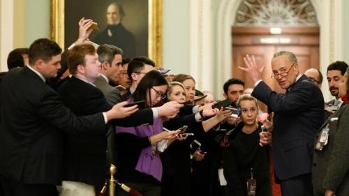 The Solemn Absurdity of Trump's Impeachment Trial