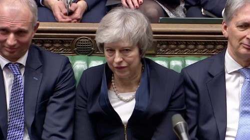 The Brexit Deal's Historic Defeat
