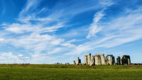 The Man Who Bought His Wife Stonehenge