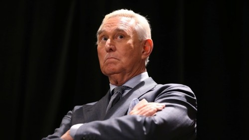 Reckless Even by Roger Stone Standards