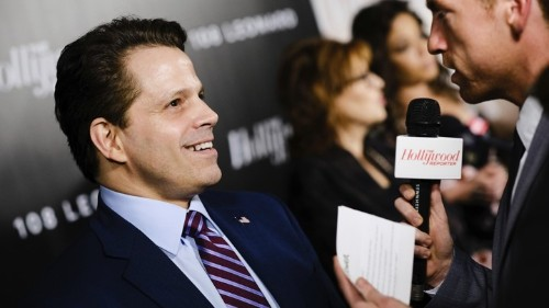 The Lingering Mystery of Anthony Scaramucci