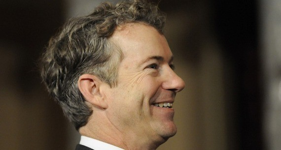 Here's What Frank Bruni Gets Wrong About Rand Paul's Senate Record