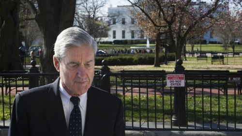 Who's Afraid of the Mueller Report?