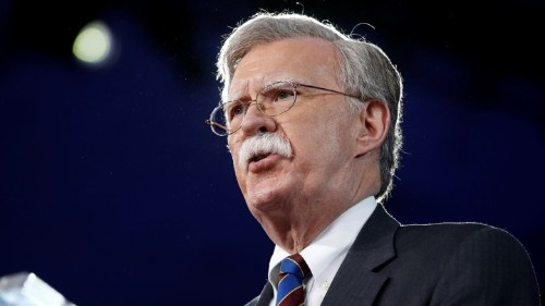 What Trump's Choice of Bolton Reveals