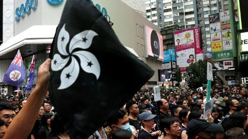 'The End of Hong Kong as We Know It'