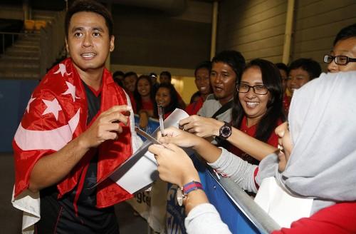 The Athletic Acrobatics of Sepak Takraw