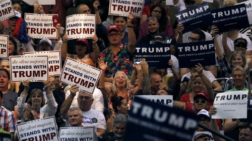 Why Are Voters Drawn to Donald Trump?